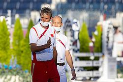 Van Dijck Mark, BEL, <br /> Olympic Games Tokyo 2021<br /> © Hippo Foto - Dirk Caremans<br /> 03/08/2021