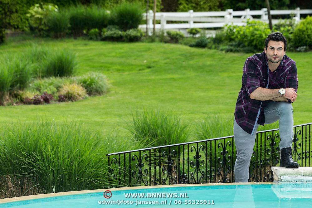 NLD/Eemnes/20140508 - acteur Jeremy Jackson, Hobie uit de Amerikaanse serie Baywatch op bezoek in Nederland<br /> <br /> <br /> NLD/Eemnes/20140508 - Actor Jeremy Jackson, Hobie from the american serie Baywatch visiting the Netherlands