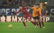 Wolves v Liverpool 23/01 Minamino
