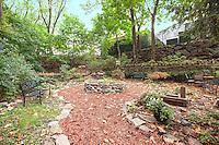 Garden at 4410 Cayuga Avenue