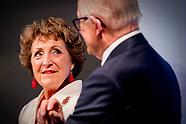 Prinses Margriet der Nederlanden en prof.mr. Pieter van Vollenhoven openen vrijdagmiddag 10 maart de