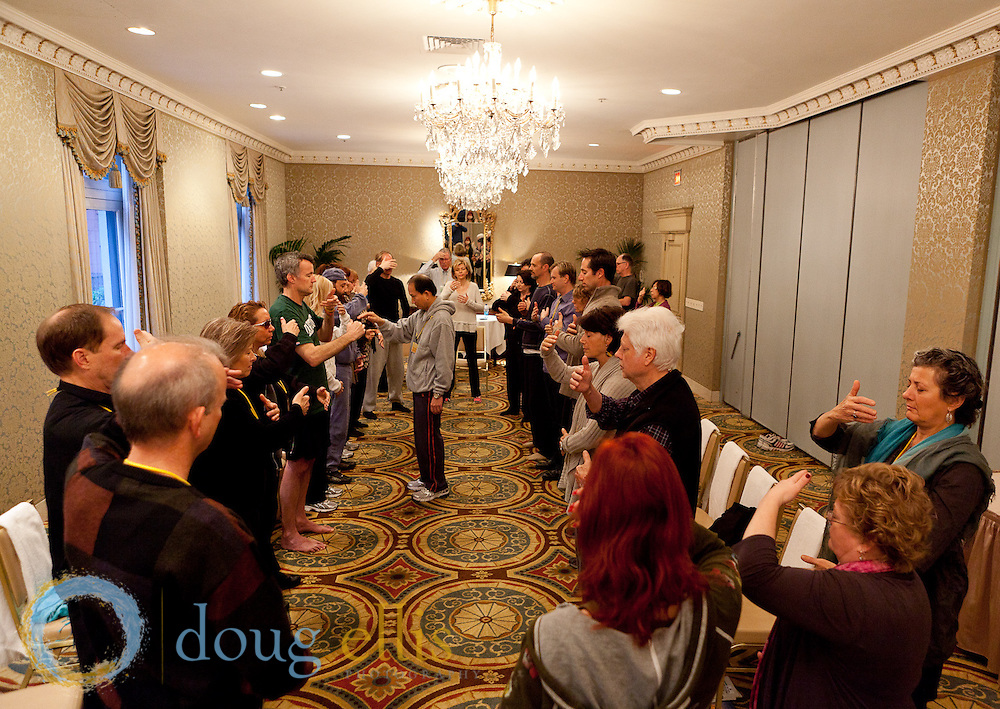 Transformational Leadership Council, New Orleans, January 2011