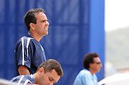 Footbal-FIFA Beach Soccer World Cup 2006 - Final- BRA xURU -Coach Bazilian Team Alexandre Soares -Rio de Janeiro- Brazil - 12/11/2006.<br />Mandatory Credit: FIFA/Ricardo Ayres