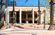 Front Entrance to Anaheim City Hall