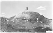 Lizard Head Peak.<br /> RGS  Lizard Head, CO  ca. ? 1952