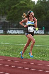 Adrian Martinez Classic track meet, Women's High Performance 5000m, Amy Van Alstine