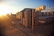 New construction in Gibara, Holguin, Cuba.