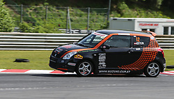 19.05.2013, Salzburgring, Salzburg, AUT, Suzuki Motorsport Cup Rennen 2, im Bild Andreas Kottler // during the Suzuki Motorsport Cup Austrian Race two, held at the Salburgring near Salzburg, Austria on 2013/05/19. EXPA Pictures © 2013, PhotoCredit: EXPA/ Roland Hackl