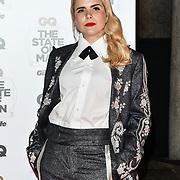 Paloma Faith Arrivers at GQ 30th Anniversary celebration at Sushisamba, The Market, Convent Garden on 29 October 2018.