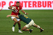24/07 1st Test, Lions v South Africa, Cape Town