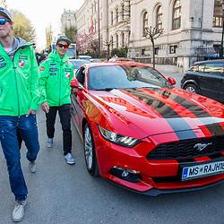 20170330: SLO, Winter sports - Reception of Slovenian athletes at Kongresni trg in Ljubljana