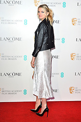 © Licensed to London News Pictures. 13/02/2016. LILY DONALDSON attends the BAFTA Lancôme Nominees' Party held at Kensington Palace. London, UK. Photo credit: Ray Tang/LNP