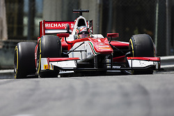 May 26, 2017 - Monaco, Monaco - 01 LECLERC Charles from Monaco of Prema Racing during the Monaco Grand Prix of the FIA Formula 2 championship, at Monaco on 26th of May of 2017. (Credit Image: © Xavier Bonilla/NurPhoto via ZUMA Press)