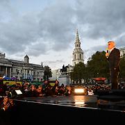 Mayor of London celebrates the Festival of Lights with Diwali in Trafalgar Square