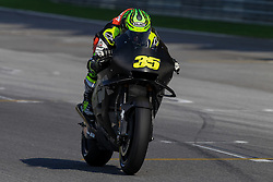 February 8, 2019 - Sepang, SGR, U.S. - SEPANG, SGR - FEBRUARY 08: Cal Crutchlow of LCR Honda Castrol in action during the third and final day of the MotoGP official testing session held at Sepang International Circuit in Sepang, Malaysia. (Photo by Hazrin Yeob Men Shah/Icon Sportswire) (Credit Image: © Hazrin Yeob Men Shah/Icon SMI via ZUMA Press)