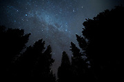 September 10-16, 2018: View of the stars from Yellowstone National Park