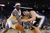 20140406 - Utah Jazz @ Golden State Warriors