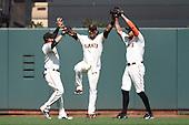20150725 - Oakland Athletics @ San Francisco Giants