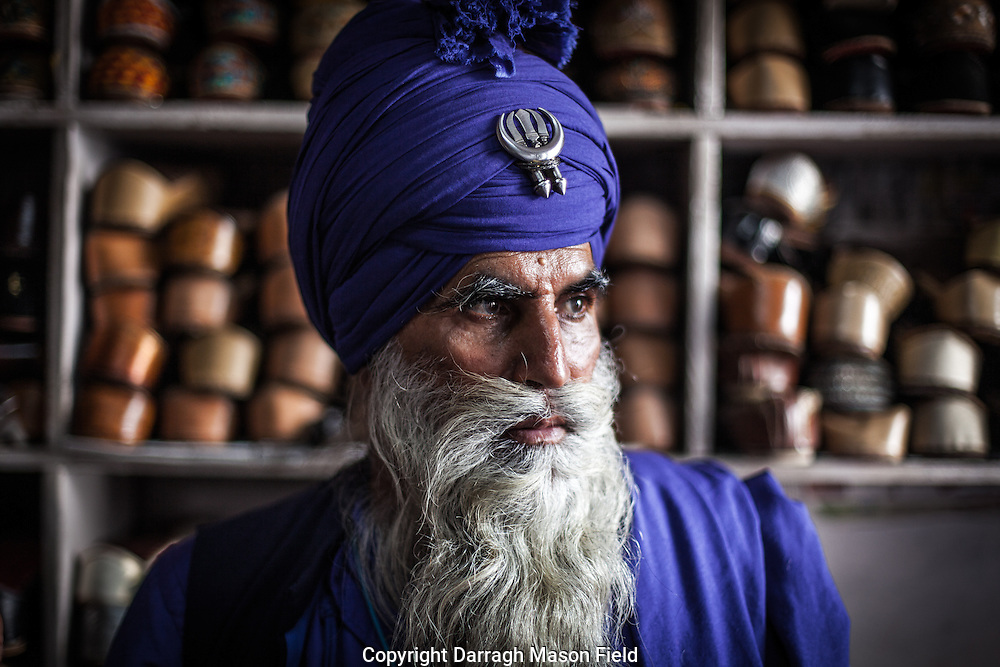 The Nihang. Top 50 Travel Photographer Asia 2015.