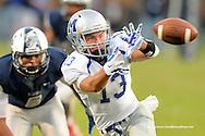 Midview High School Middies at Lorain High School Titans Varsity Football on Aug. 28, 2015 at George Daniel Field. Photo © David Richard