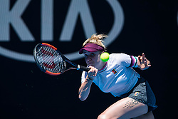 January 21, 2019 - Melbourne, VIC, U.S. - MELBOURNE, VIC - JANUARY 21: ELINA SVITOLINA (UKR) during day eight match of the 2019 Australian Open on January 21, 2019 at Melbourne Park Tennis Centre Melbourne, Australia (Photo by Chaz Niell/Icon Sportswire (Credit Image: © Chaz Niell/Icon SMI via ZUMA Press)