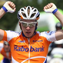 Sportfoto archief 2006-2010<br /> 2010<br /> Tom Jelte Slagter pakt op de Adsteeg de titel bij de beloften