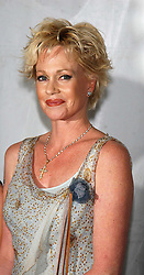 Melanie Griffith at the Second Annual Broadway Under The Stars in New York.  Headshot.<br />©Walter Weissman/STARMAX/allaction.co.uk