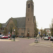 Wilhelminakerk Wilhelminaplantsoen Bussum