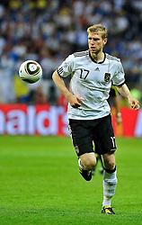 03.06.2010, Commerzbank-Arena, Frankfurt, GER, FIFA Worldcup Vorbereitung, Deutschland vs Bosnien-Herzegowina???, im Bild Per Mertesacker (Werder Bremen #17), . Foto: nph /  Roth / SPORTIDA PHOTO AGENCY