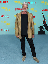 Producer G. Mac Brown arrives at the Los Angeles Premiere Of Netflix's 'The Harder They Fall' held at the Shrine Auditorium and Expo Hall on October 13, 2021 in Los Angeles, California, United States. Photo by Xavier Collin/Image Press Agency/ABACAPRESS.COM