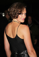 LONDON - OCTOBER 31: Ruth Wilson attended the Harper's Bazaar Women of the Year Awards at Claridge's Hotel, London, UK. October 31, 2012. (Photo by Richard Goldschmidt)