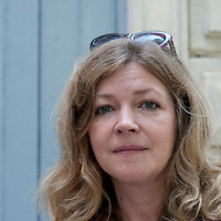 Kate Summerscale is the author of The Suspicions of Mr Whicher or The Murder at Road Hill House which won the Samuel Johnson Prize for non-fiction in 2008, and the bestselling The Queen of Whale Cay, about Joe Carstairs, 'fastest woman on water', which won a Somerset Maugham Award in 1998 and was shortlisted for the 1997 Whitbread Awards for biography.  Photographed at the Comedie du Livre in Montpellier, France. Taken on 25th May 2012<br /> <br /> Picture by Mathieu Bourgois/Writer Pictures<br /> <br /> NO FRANCE