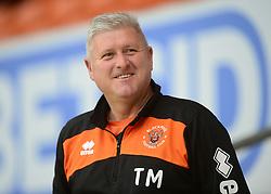 Blackpool manager Terry McPhillips - Mandatory by-line: Alex James/JMP - 03/11/2018 - FOOTBALL - Bloomfield Road - Blackpool, England - Blackpool v Bristol Rovers - Sky Bet League One