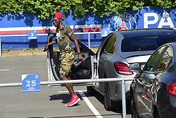 July 4, 2017 - St Germain En Laye, France, France - Jean Christophe Bahebeck  (Credit Image: © Panoramic via ZUMA Press)