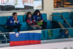 The disappointment of Matjaz Rakovec, president of HZS, during ice hockey match between Belarus and Slovenia at IIHF World Championship DIV. I Group A Kazakhstan 2019, on May 2, 2019 in Barys Arena, Nur-Sultan, Kazakhstan. Photo by Matic Klansek Velej / Sportida
