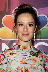 March 8, 2018 - New York, NY, USA - March 8, 2018  New York City..Marina Squerciati attending arrivals for the 2018 NBC NY Midseason Press Junket at Four Seasons Hotel on March 8, 2018 in New York City. (Credit Image: © Kristin Callahan/Ace Pictures via ZUMA Press)