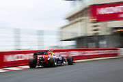 May 25, 2014: Monaco Grand Prix: Daniel Ricciardo (AUS), Red Bull-Renault