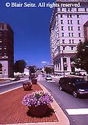 Town Square, Urban Restoration, Allentown, PA