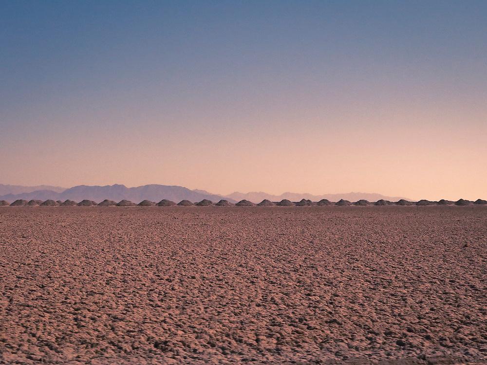 Taken somewhere on a drive through the Mojave Desert.