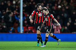 Goal, Harry Arter of Bournemouth scores, Bournemouth 1-0 West Ham United - Mandatory by-line: Jason Brown/JMP - Mobile 07966 386802 12/01/2016 - SPORT - FOOTBALL - Bournemouth, Vitality Stadium - AFC Bournemouth v West Ham United - Barclays Premier League