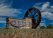 Welcome to the small town of Alta Vista, in the Flint Hills of Kansas.