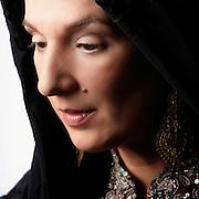 Portuguese singer Dulce Pontes