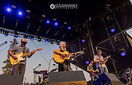 Emmylou Harris performs at the Under The Big Sky Music Festival in Whitefish, Montana, USA