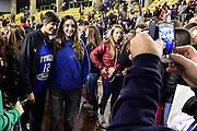 DESCRIZIONE : Lucca Nazionale Italia Femminile Qualificazione Europeo Femminile Italia Albania Italy Albania<br /> GIOCATORE : Alice Sabatini<br /> CATEGORIA : postgame vip<br /> SQUADRA : Italia Italy<br /> EVENTO : Qualificazione Europeo Femminile<br /> GARA : Italia Albania Italy Albania<br /> DATA : 21/11/2015 <br /> SPORT : Pallacanestro<br /> AUTORE : Agenzia Ciamillo-Castoria/GiulioCiamillo<br /> Galleria : FIP Nazionali 2015<br /> Fotonotizia : Lucca Nazionale Italia Femminile Qualificazione Europeo Femminile Italia Albania Italy Albania