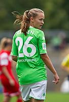 DETTE BILDET INNGÅR IKKE I FASTAVTALER PÅ NETT OG VIL BLI FAKTURERT VED SLIK BRUK.<br /> <br /> Fotball<br /> 30.08.2014<br /> Foto: imago/Digitalsport<br /> NORWAY ONLY<br /> <br /> Caroline Graham HANSEN (VfL) <br /> <br /> 1.Bundesliga - Saison 2014/2015<br /> 1.Spieltag: VfL Wolfsburg - SC Freiburg