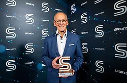 Miroslav Cerar at Sporto awards and Sweet 16 Party during Sports marketing and sponsorship conference Sporto 2019, on November 21, 2019 in Hotel Slovenija, Congress centre, Portoroz / Portorose, Slovenia. Photo by Vid Ponikvar/ Sportida