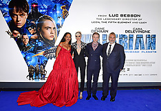 London: Valerian and the City of a Thousand Planets - 24 July 2017