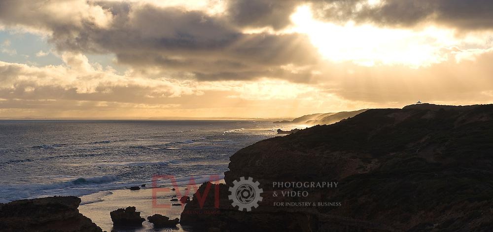 Sorrento Back beach, Australian Southern coastline