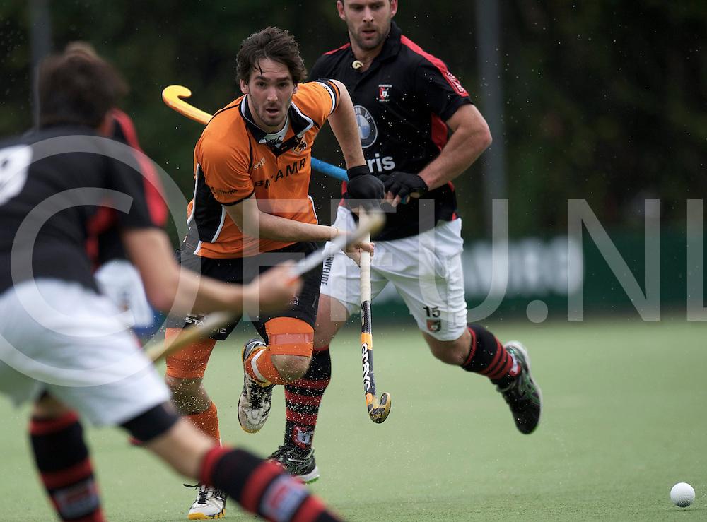 EINDHOVEN - Oranje Zwart- Schaerweijde<br /> Hoofdklasse mannen<br /> Foto: Robert van der Horst..<br /> FFU PRESS AGENCY COPYRIGHT FRANK UIJLENBROEK