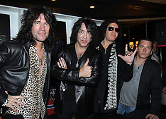 Kiss launch new book and album 3-7-12